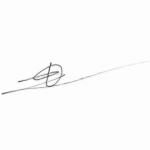 handtekening Loylou